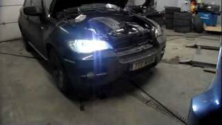 X6 XENON angel eyes.MP4