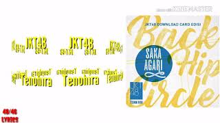 Download Lagu JKT48 ~ Tenohira  Telapak Tangan  MP3
