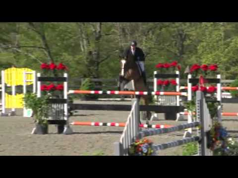 Video of ADELE ridden by MCLAIN WARD from ShowNet!