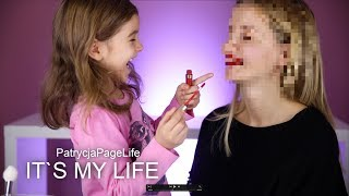 Selin schminkt mich - It's my life #1226 | PatrycjaPageLife