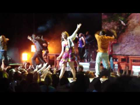 Brand New Day - Camp Rock Cast - Camp Rock Tour 2010 Video