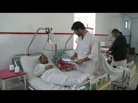 Survivor of Taliban attack on guesthouse talks from hospital