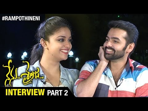 Nenu Sailaja Movie Team Exclusive Interview | Part 2 | Ram |