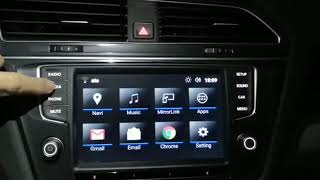 Android multimedia video interface for VW Seat golf Arteon , skoda etc.  MIB1 MIB2 by Lsait