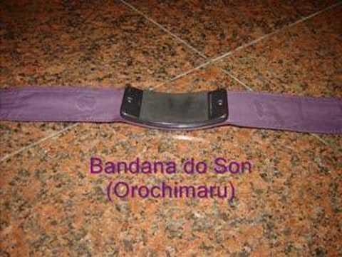 Bandanas Naruto