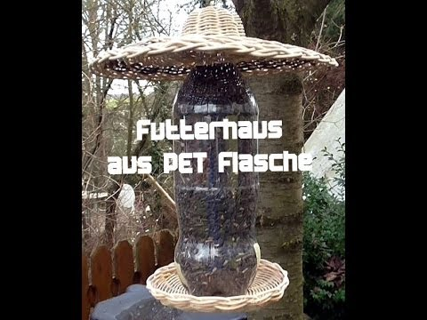 vogelhaus futterhaus herstellen bauen diy bauanleitung youtube. Black Bedroom Furniture Sets. Home Design Ideas