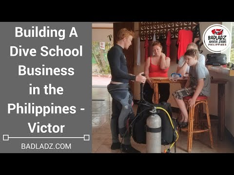 Building A Business in the Philippines - Victor