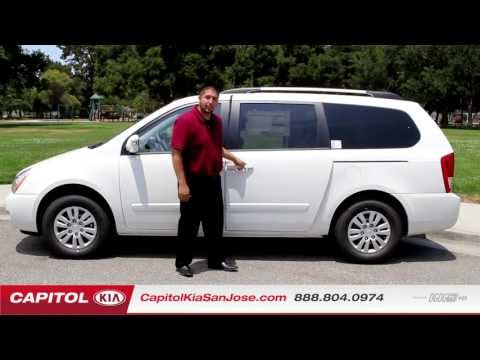 2014 Kia Sedona In Depth Review | Capitol Kia | DGDG.COM | San Jose, CA