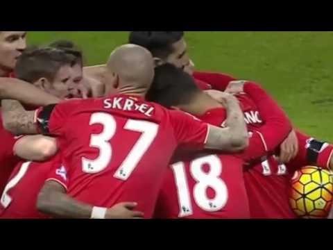 Manchester City vs Liverpool 1-4 All Goals & Highlights 11/21/2015