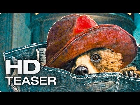 PADDINGTON Offizieller Teaser Trailer Deutsch German | 2014 Official [HD]