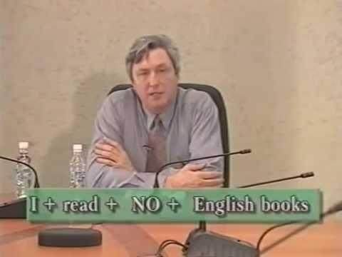Видеокурс Драгункина английский язык - видео