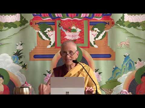 84 The Course in Buddhist Reasoning and Debate: The Defender's Answers 07-11-19