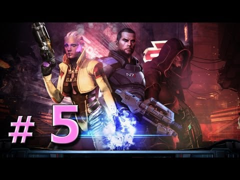 Let's Play: Mass Effect 3: Omega (na ślepo) cz. 5 -