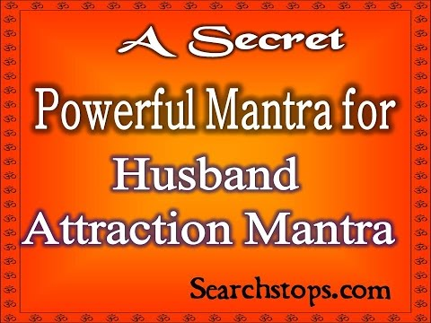 Surya Vashikaran Mantra - Attract your Husband Wife Lover or Any Male Female thumbnail