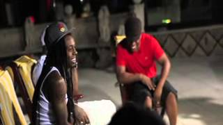 YMCMB BEHIND THE SCENES OF RAPFIX MIAMI