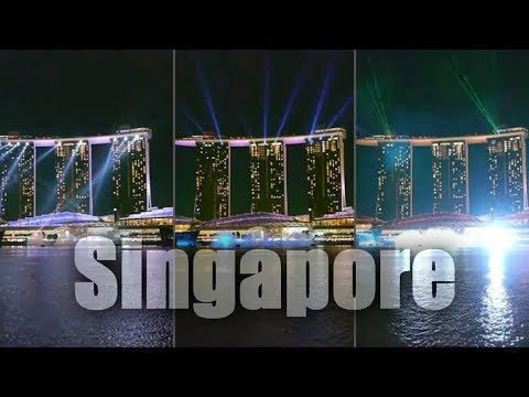 Marina Bay Sands  Singapore 2013 (HD)