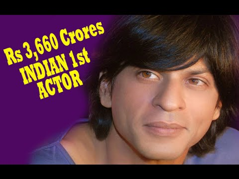 'Shahrukh Khan' Enters List Of Richest Indians | Rs 3,660 Crores Net property worth