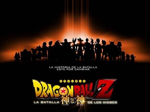 Dragon Ball la pelicula 2013