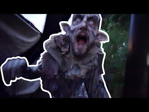 Download HUNTING GROUND Scare Zone at Horror Nights - Traumatica 2019 at Europa-Park Mp4 baru
