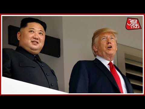 Donald Trump Kim Jong-un Meeting Ends After 50 Minutes Discussion; Trump Hails Excellent Talks