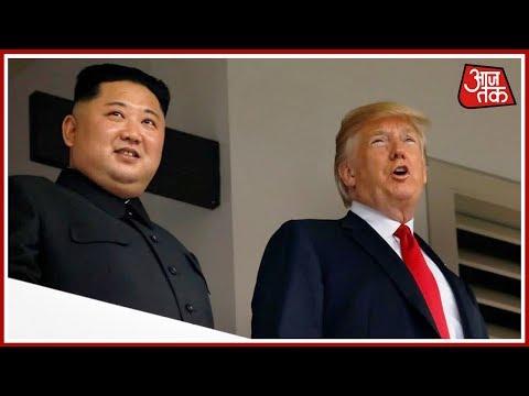 Donald Trump Kim Jong-un Meeting Ends After 50 Minutes Discussion; Trump Hails Excellent Talks