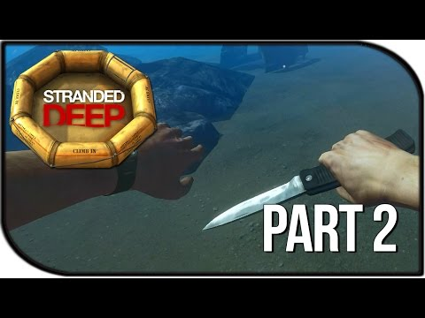 How to Craft and Build in Stranded Deep - Games Errors