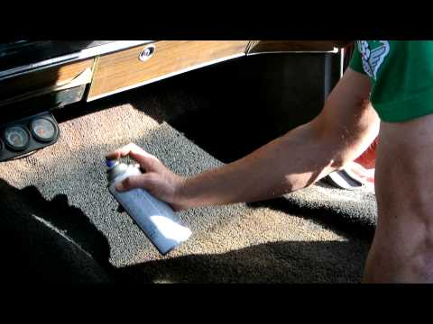 Carpet Dye & Upholstery Tips
