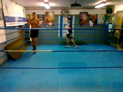 boxing warm up drills.mp4 Image 1