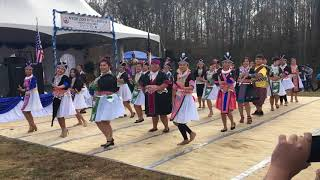 NC Hmong New Year Collaboration Dance