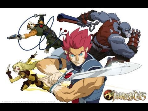 Thundercats Cartoon Movie on Thundercats 2011 Cartoon And Movie Concept Art