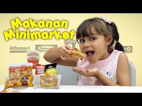 KATA BOCAH tentang Makanan Minimarket (Familymart, Lawson, Moor) | #35