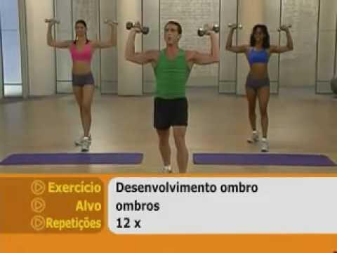Circuito de exercícios nivel 01 - iniciante