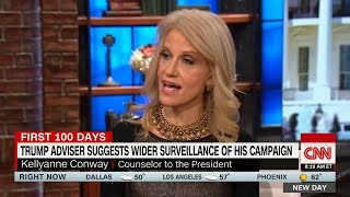 Kellyanne Conway: I don't believe microwaves were used to spy on Trump