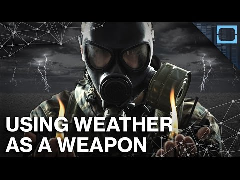 The US Has Weaponized Weather At Least Once (that we know of)