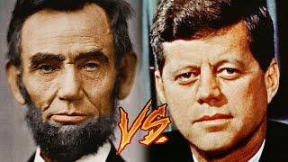 Kennedy ve Lincoln Arasındaki 10 Esrarengiz Tesadüf