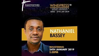 WINEPRESS 2019 | Worship with Nathaniel Bassey