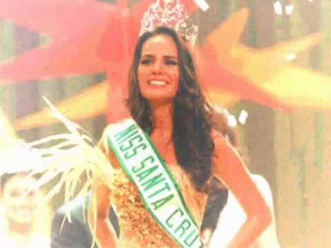 miss santa cruz 2009 - XIMENA VARGAS
