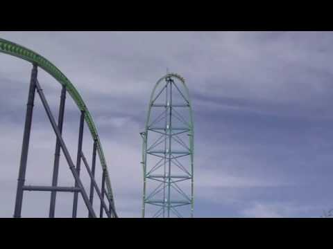 Ben Monder shredding on Kingda Ka