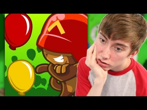 BLOONS TD BATTLES (iPhone Gameplay Video)