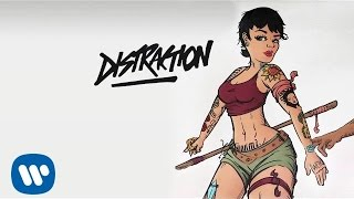 Kehlani Distraction Official Synth Bass Cover Video Nyakz