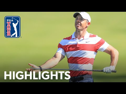 Rory McIlroy shoots 4-under 67 | Round 2 | Genesis 2020