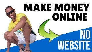 How To Make Money Online Fast Without A Website Or Blogging | $400k Secret Exposed!