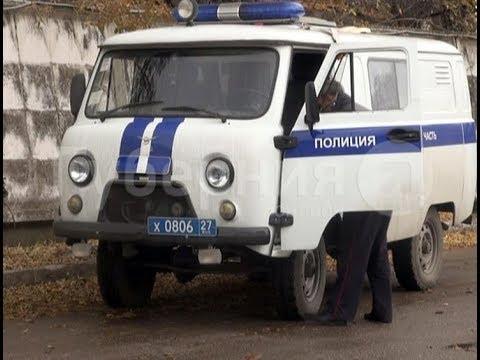 На Пятой площадке трое хабаровчан пытались украсть трубу с завода. MestoproTV
