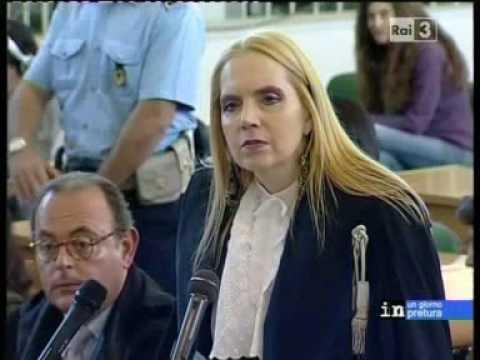 Un giorno in pretura - Giovanna Reggiani