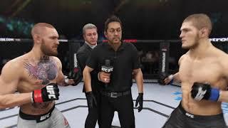 UFC3  Conor McGregor VS Khabib Nurmagomedov