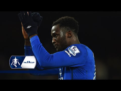 Lukaku's injury-time equaliser - Everton 1-1 West Ham | Goals & Highlights