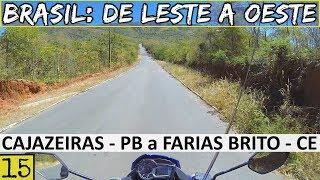 Cheguei no Ceará! Cadê a BR 230? | Viagem: Brasil De Leste a Oeste | #15