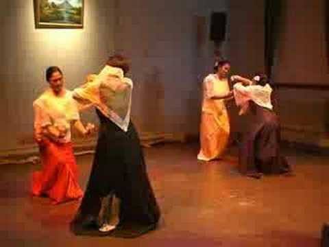 Philippine Cultural Show In Turku, Finland La Jota Moncadena video