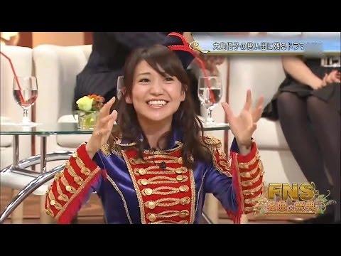 【放送事故】 大島優子のトークに木村拓哉「ふざけんな!」マジギレ AKB48 AKB