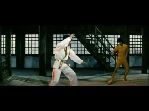Bruce Lee (kung-fu) Vs. Ji Han Jae (hapkido) video